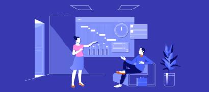 Integração básica entre o Google Analytics e Bitrix24 CRM