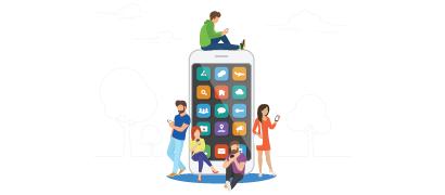 Actualización de la aplicación móvil