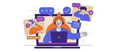 Outils de travail collaboratif : les meilleures fonctionnalités de Bitrix24 pour les équipes distantes
