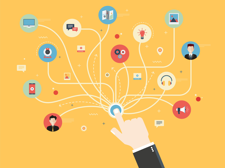 Integrazione app Line