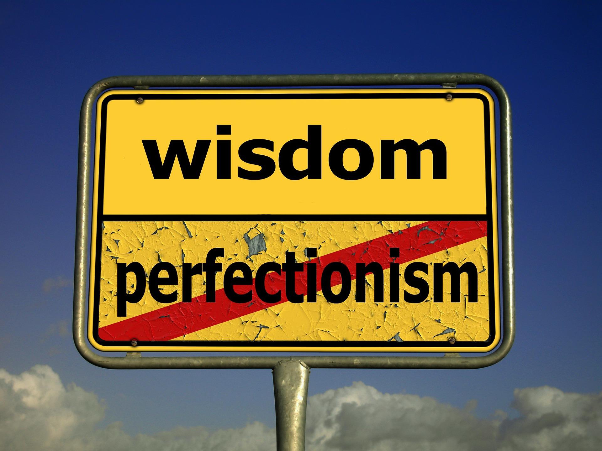 Por qué el perfeccionismo está matando su negocio