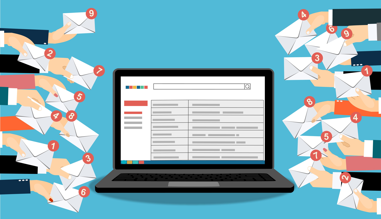 Come sopravvivere alle e-mail
