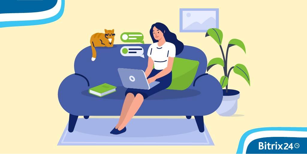 Como organizar meu escritório em casa? Ideias para trabalhadores remotos