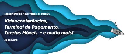 Lançamento do Novo Bitrix24!