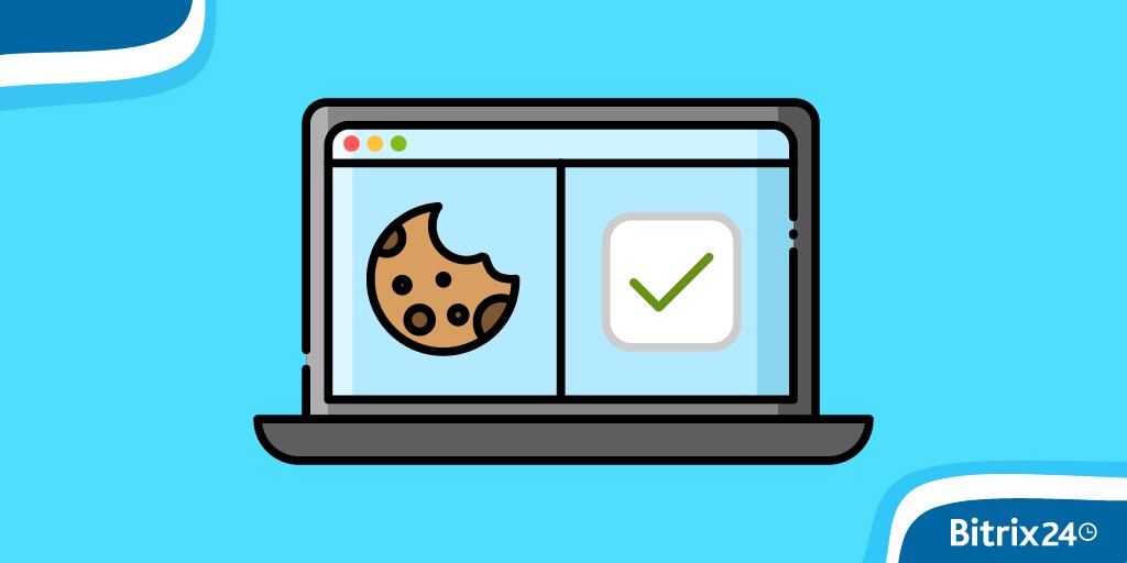 Cookie-Dateien in Bitrix24 verwalten