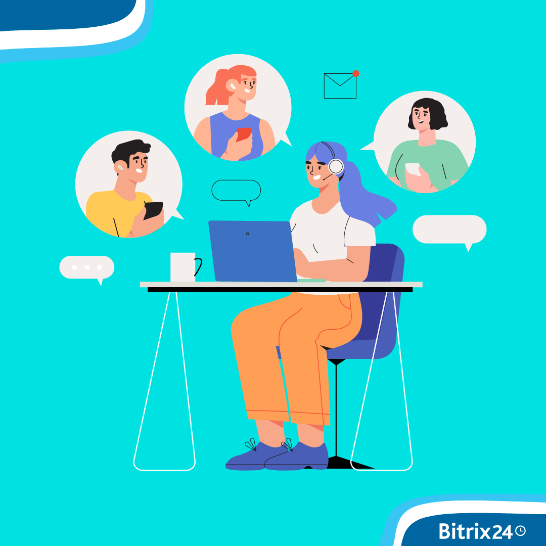 Online Collaboration Tools: The Best Bitrix24 Functionalities for Remote Teams