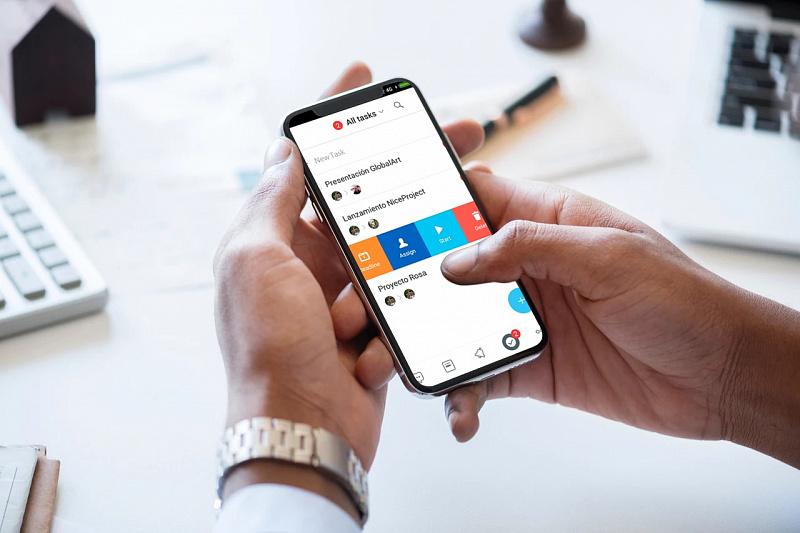 Tareas renovadas en su aplicación móvil de Bitrix24