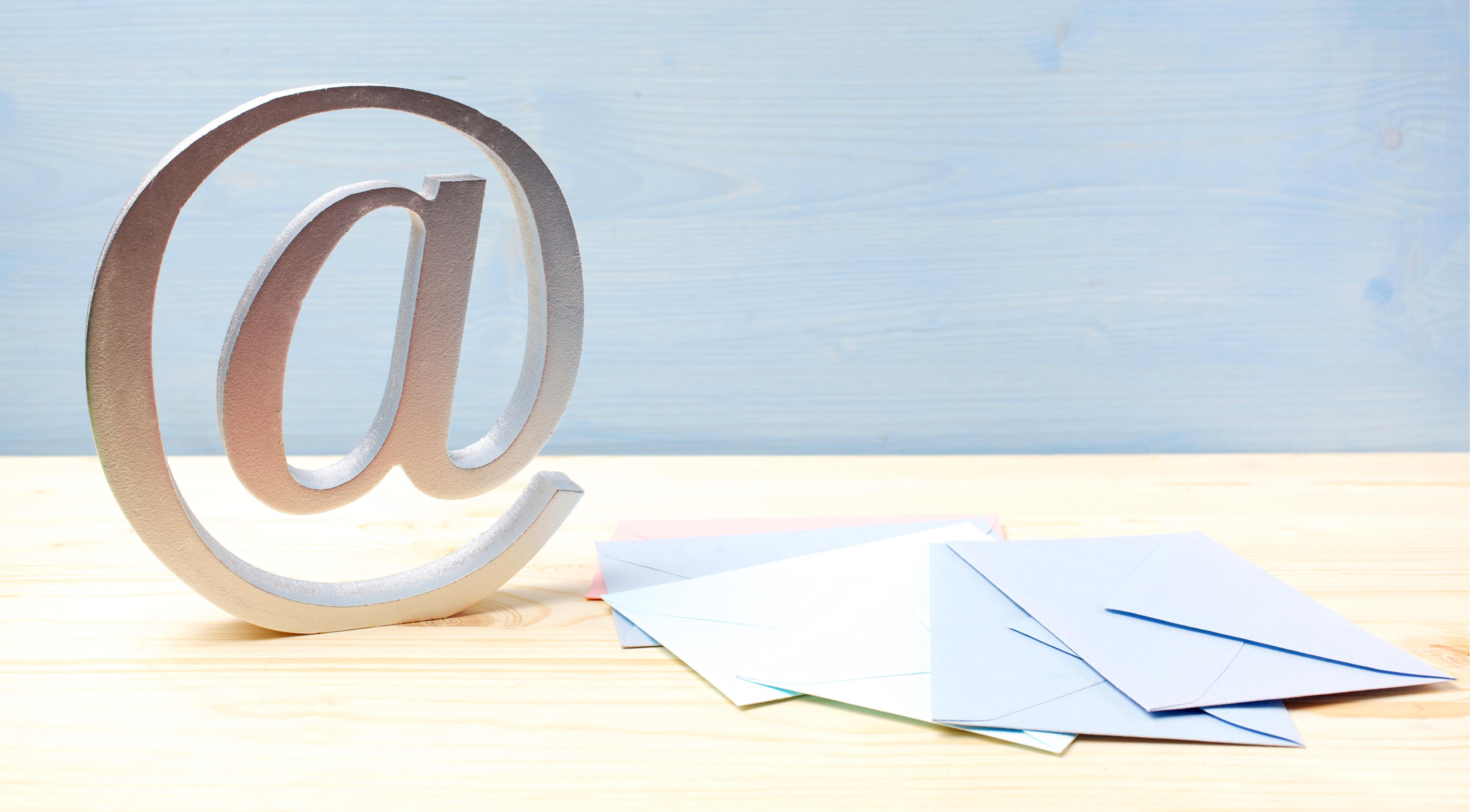Wichtige Änderungen in der Webmail