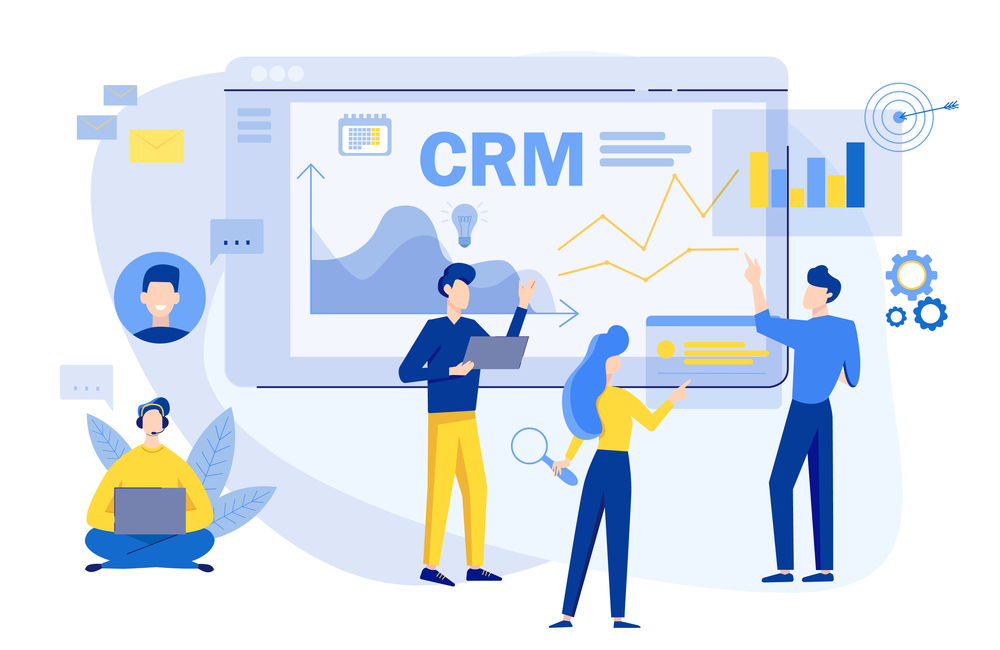 The CRM in Bitix24