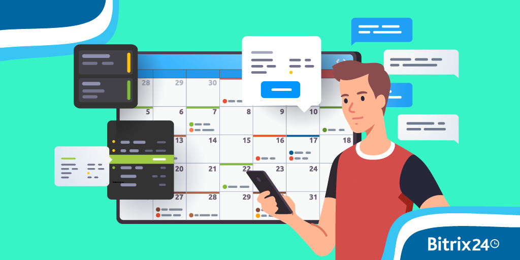 Sincronizzare calendario Bitrix24 con dispositivo Android