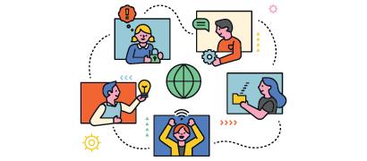 3 trucos de gestión de equipos de trabajos distribuidos en distintas zonas horarias