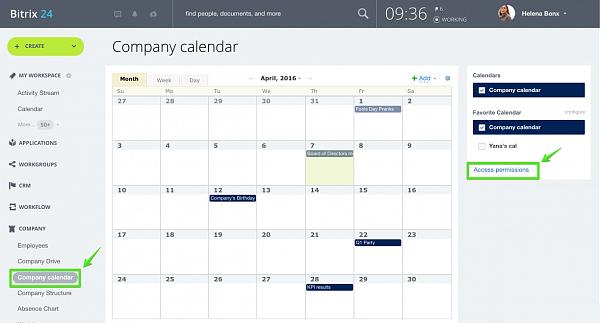 Битрикс гугл календарь типы товара в битрикс